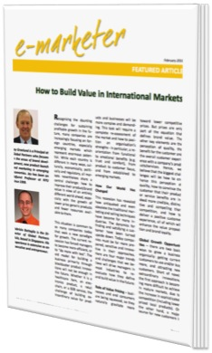 How to Build Value in International Markets